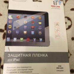 Защитная пленка iPad mini1/2/3