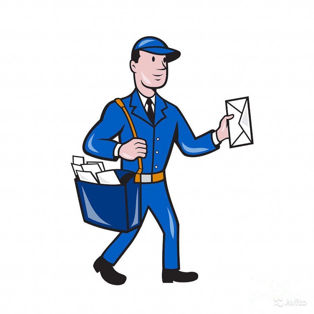 Почтальон, расклейщик, промоутер в Москве. Фото 1