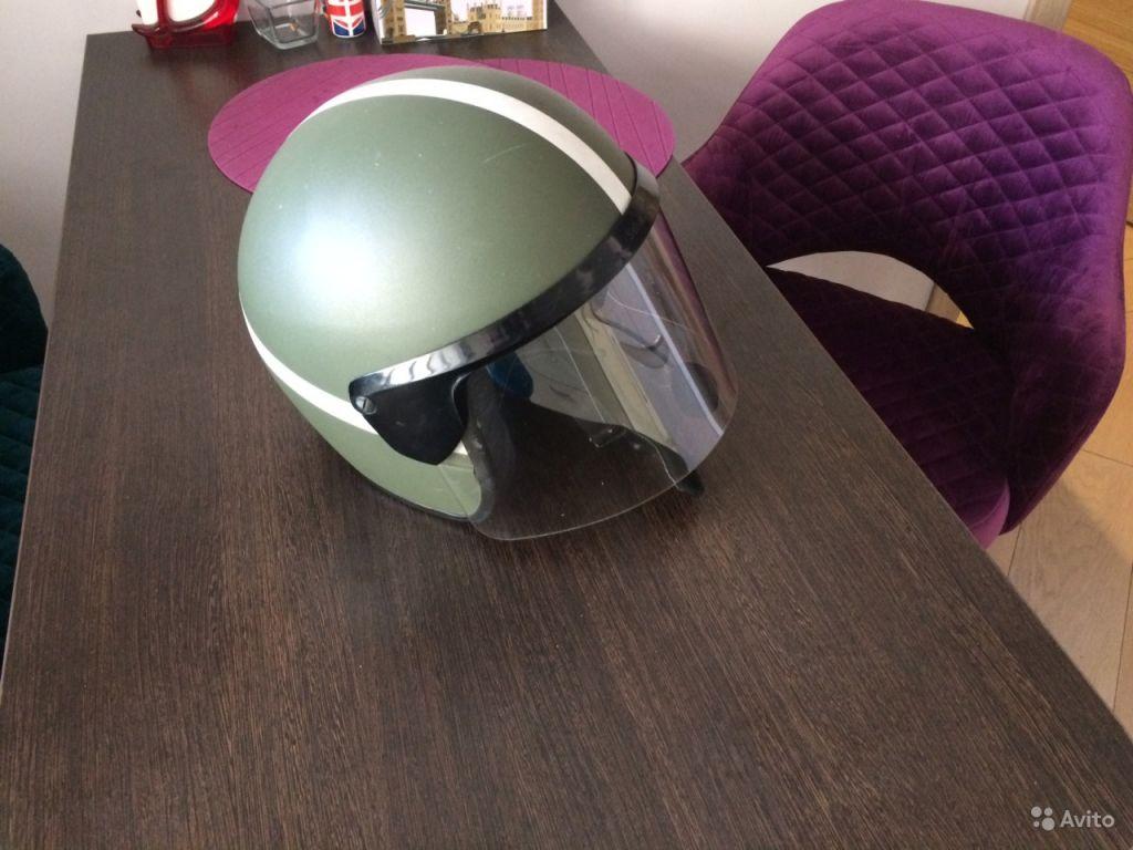 Шлем мото Schuberth в Москве. Фото 1