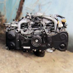 Контрактный (б/у) двигатель EL15 Subaru Impreza