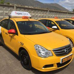 Водитель такси в штат на автомобиле компании