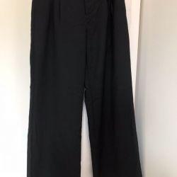 Брюки-палаццо yudashkin jeans