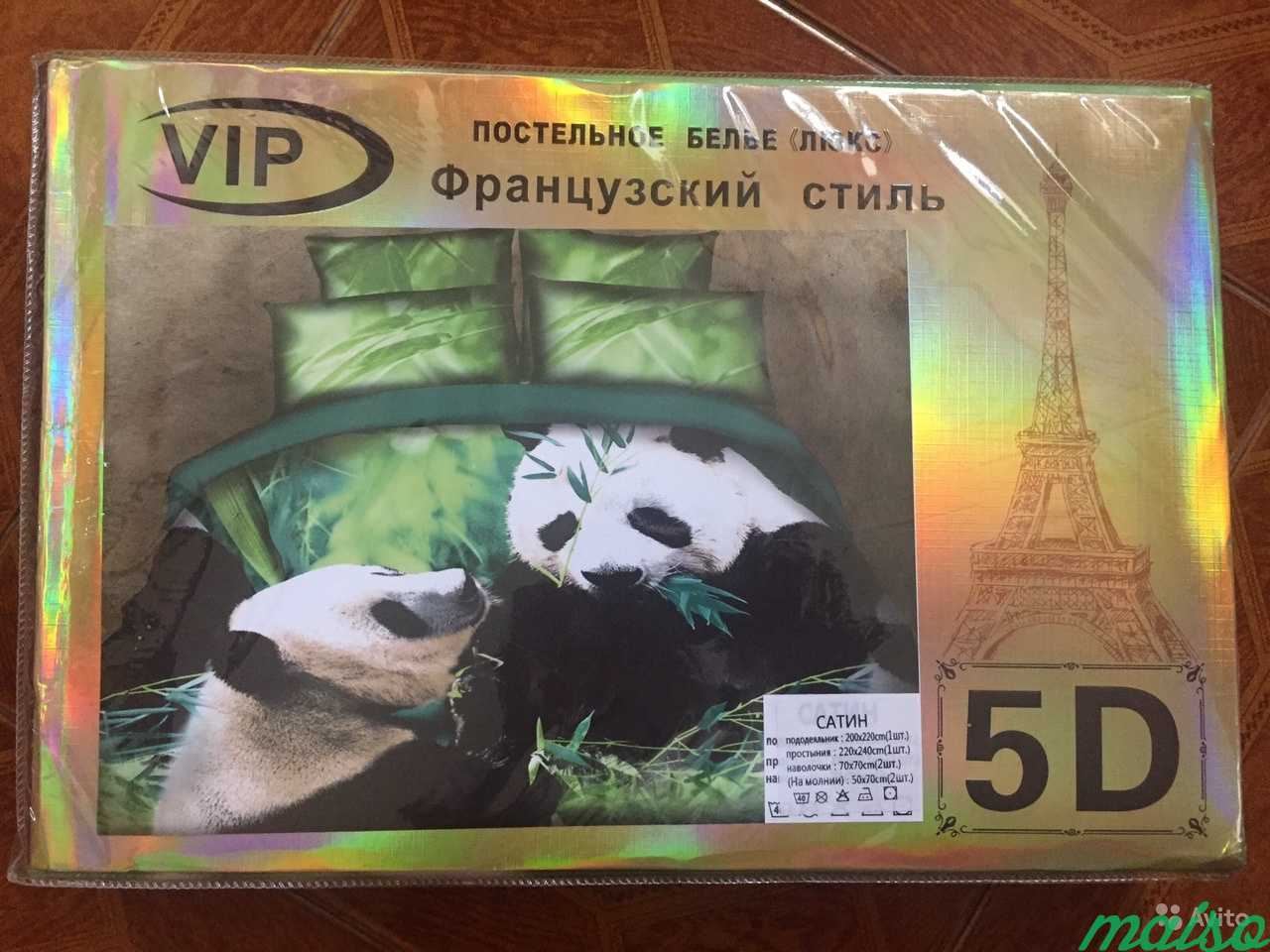 Постельное белье 3d в Москве. Фото 3