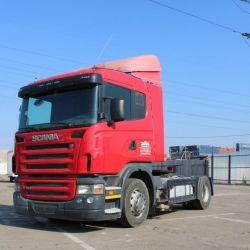 Тягач Scania R380 2008 PDE Скания R380 МКПП