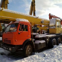 Продается автокран Ивановец кс 45717К-1