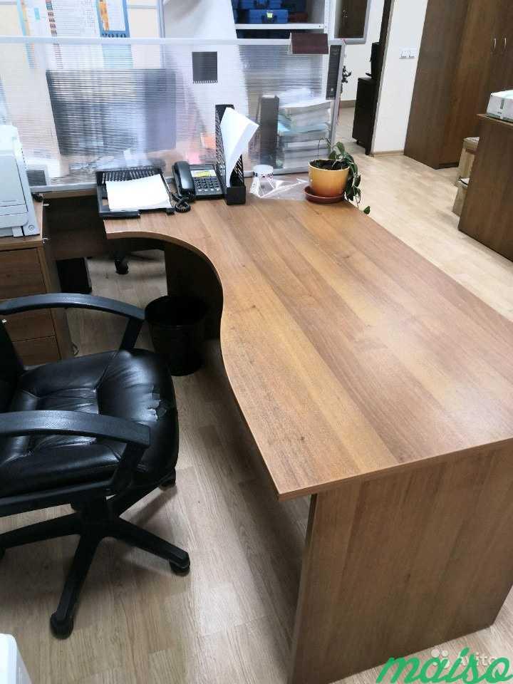 Стол для офиса в Москве. Фото 1