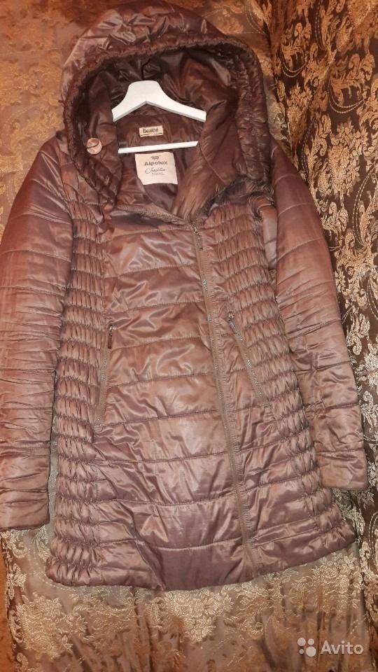 Alpolux куртка для беременных 58