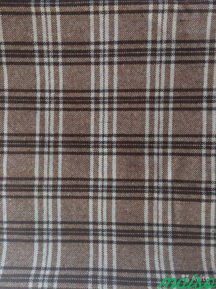 Ткань костюмная шерсть (отрез) в Москве. Фото 1
