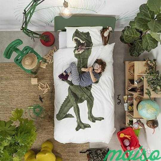Детское постельное белье Snurk в Москве. Фото 1