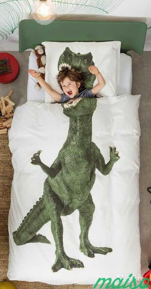 Детское постельное белье Snurk в Москве. Фото 2