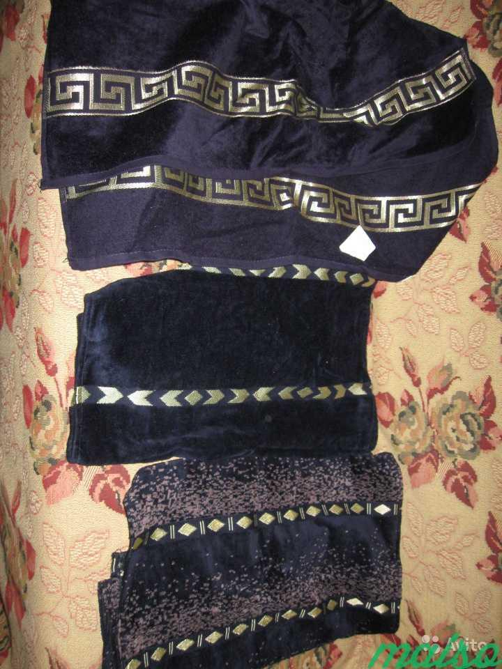 Махровые полотенца на 23 февраля в Москве. Фото 4