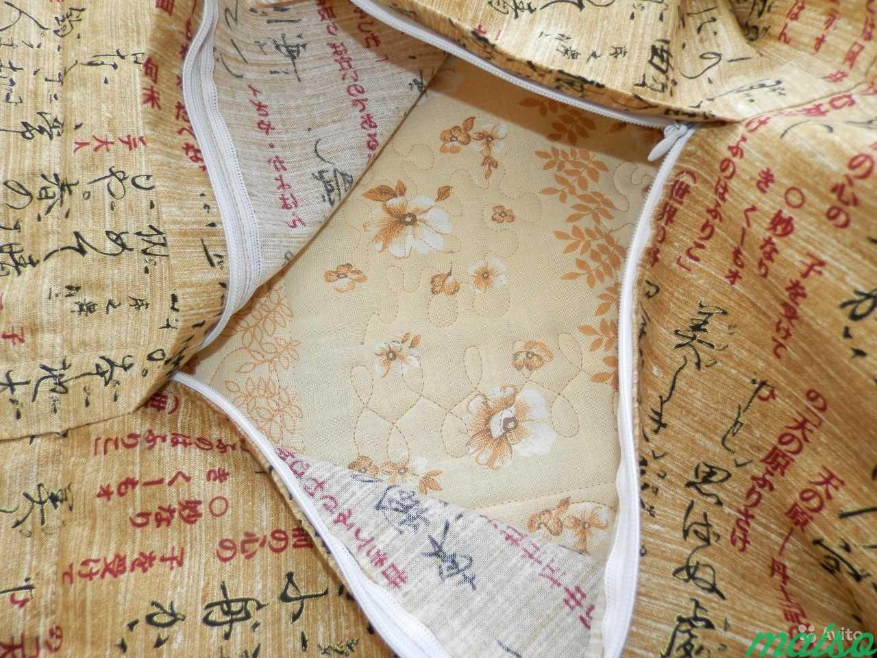 Текстильная наволочка в Москве. Фото 9