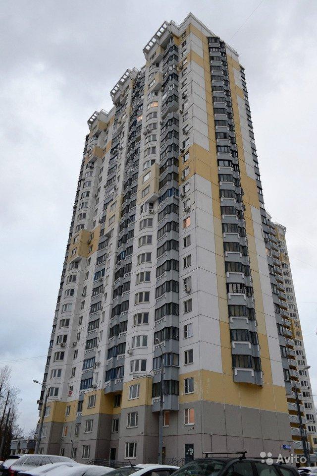 3-к квартира, 86 м², 14/25 эт. в Москве. Фото 1