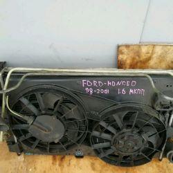 Радиатор основной Ford Mondeo 99год 1.6