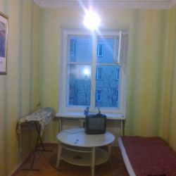 Комната 13 м² в 4-к, 4/5 эт.