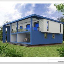 Дом 400 м² на участке 17 сот.