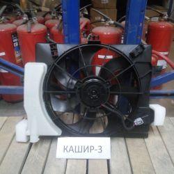 Новый диффузор в сборе солярис кондиционер
