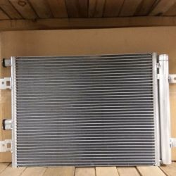 Радиатор кондея рено логан 1 новый