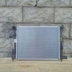 Солярис радиатор двигателя (МКПП)