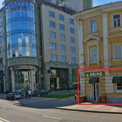 Арендный бизнес кафе Prime, 61.4 м²