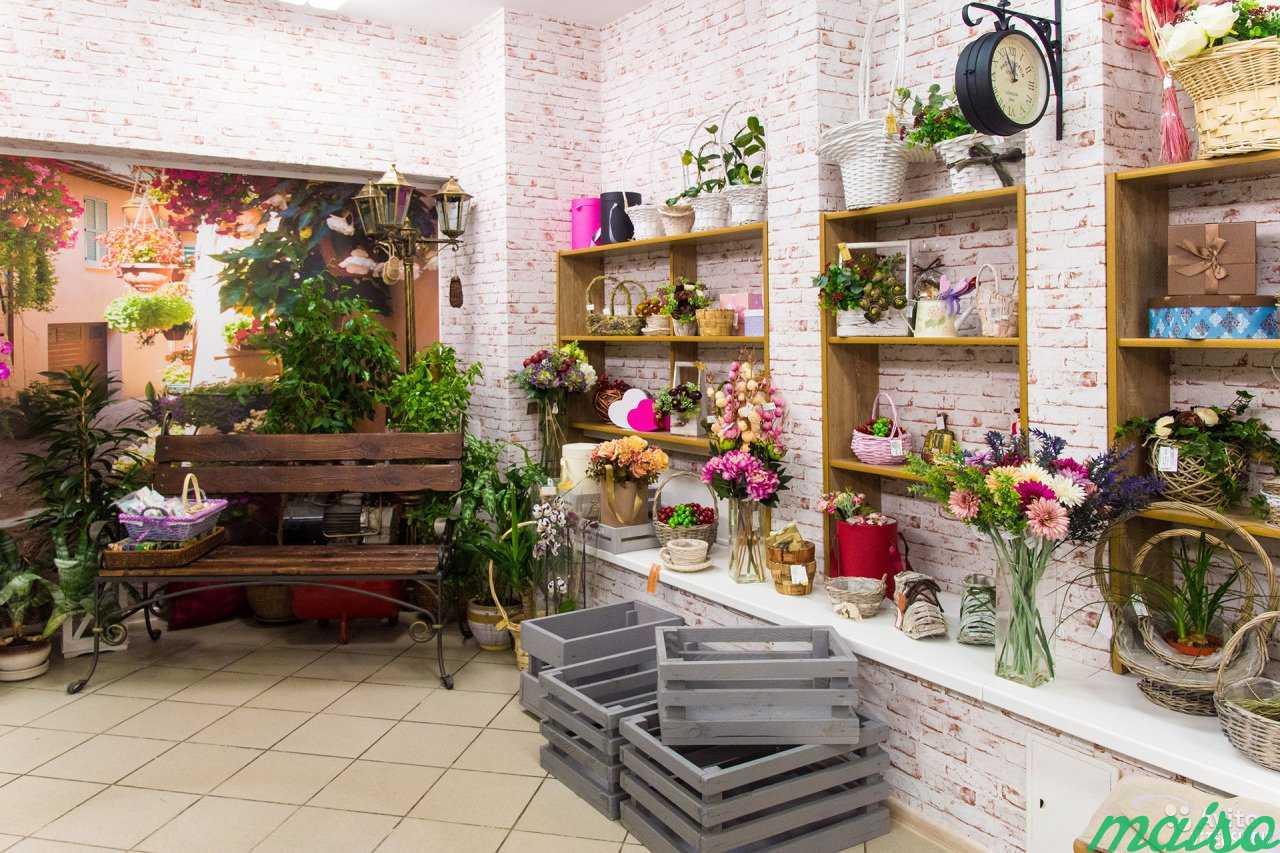 Нежные, магазины салоны цветов