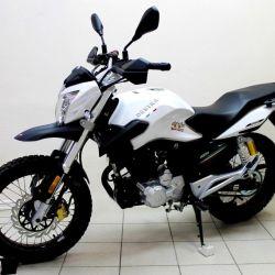 Мотоцикл Destra 150cc Италия, белый, премиум класс