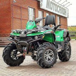 Квадроцикл stels ATV 650 guepard trophy EPS новый