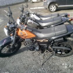 Yamaha TW200-225