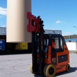 Электро погрузчик Carer 8 тонн Новый 2018 Италия