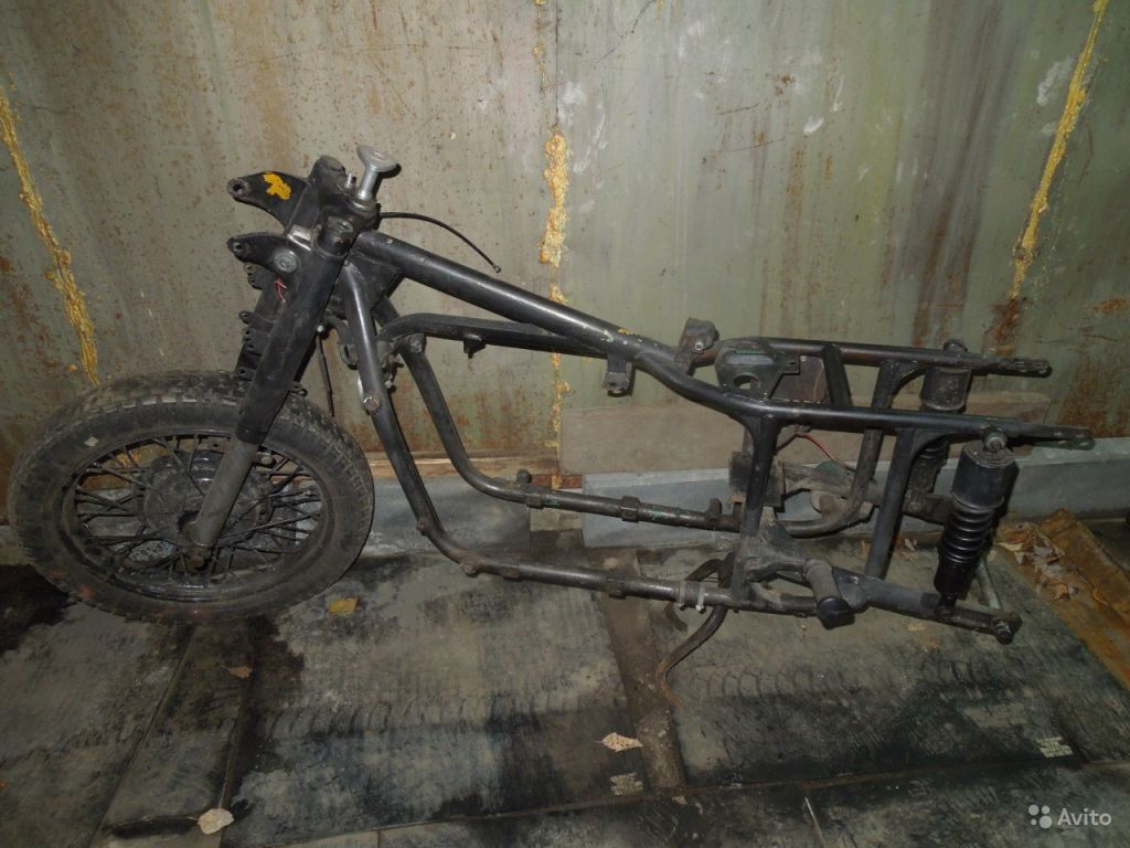 Рама для мотоцикла Урал в Москве. Фото 1
