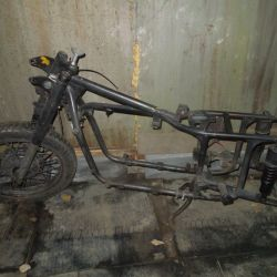 Рама для мотоцикла Урал