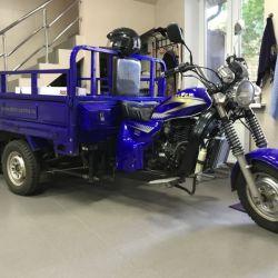 Продаю трицикл/мотоцикл ABN Helper zw250-3