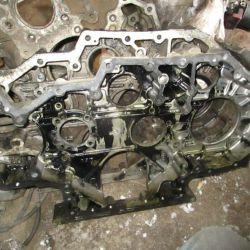 Крышка плиты двигателя DAF CF 2001)