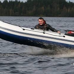Надувная лодка пвх Angler AN-320XL
