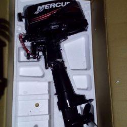 Лодочный мотор Mercury 5 лошадиных сил