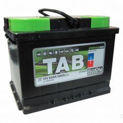 Аккумулятор TAB AGM Start-Stop 60 Ач