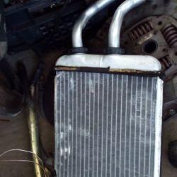 Радиатор печки салона для опель астра G astra g