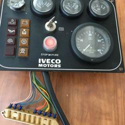 Панель приборов iveco для катера или яхты
