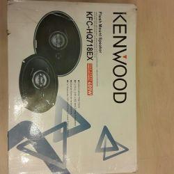 Kenwood 7/10 овал. Мощность. 400 ватт