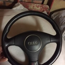 Руль Audi S3 8L