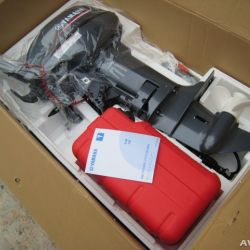 Лодочный мотор Yamaha 9.9gmhs 9.9 gmhs