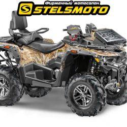 Квадроцикл Stels ATV 800 Guepard Trophy Pro