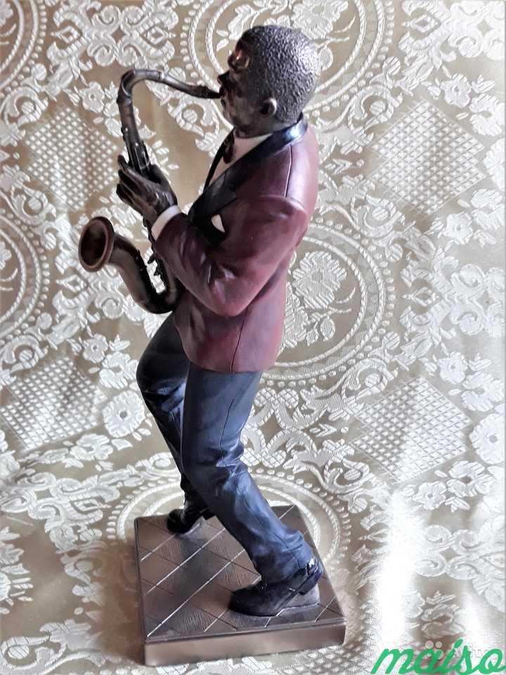 Статуэтка Фигурка Музыкант Джаз Veronese в Москве. Фото 5