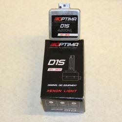 Лампа штатный ксенон оптима D1S 4200к