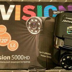 Видеорегистратор shturmann vision5000hd