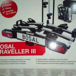 Багажник bosal на фаркоп для велосипедов