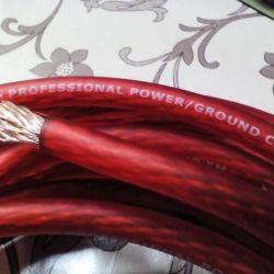 Силовой кабель 4 ga