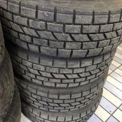 Комплект шины для мерседес атего 235 75 r17.5