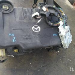 Двигатель 2.3 бензин Форд Мондео seba Мазда 6