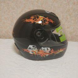 Шлем интеграл, мотошлем Yema